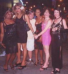 girls clyb NYC transgender